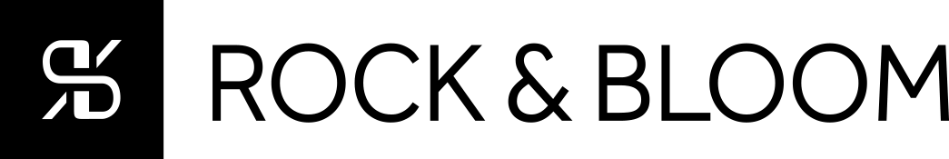 R&B black logo